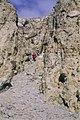 Type locality for Antarctotrechus balli, Oliver Bluffs, Beardmore Glacier.jpg