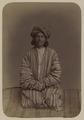 Types of Nationalities in the Turkestan Krai. Afghans. Dzhan Makhmed Khan WDL11021.png