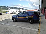 U.S. Virgin Island Port Authority Police vehicle.JPG
