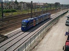 Île-de-France tramway Line 4