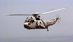 UH-3H Sea King