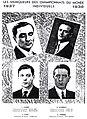 UIFAB, Annuaire 1938, World Champions 1937-38.jpg