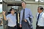 USAID Mission Director visits Danang University of Technology (9311508167).jpg