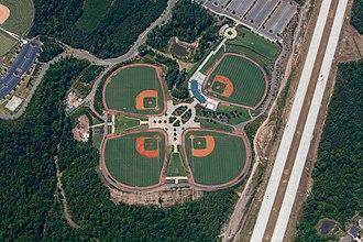 USA Baseball - USA Baseball National Training Complex