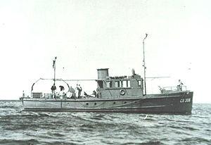 USC&GS Wainwright (ASV 83) - Image: USC&GS Wainwright (1942)