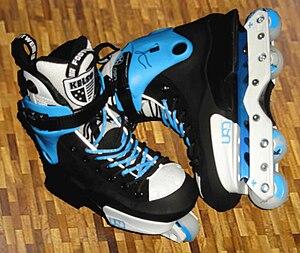 Inline skates - Aggressive inline skates
