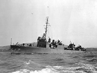 USS <i>Bulmer</i>
