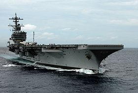 Image illustrative de l'article USS George H. W. Bush (CVN-77)