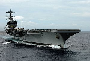 USS George H. W. Bush (CVN 77) underway.jpg