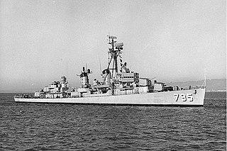 USS <i>Preston</i> (DD-795)