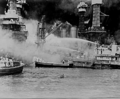 USS WEST VIRGINIA aflame Nara 80-G-19947.png