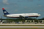 US Airways N409US Boeing 737-400 (9303222480).jpg