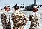 US Marine Maj. Gen. Richard Mills, Commanding General I Marine Expeditionary Force Forward (I MEF (Fwd) DVIDS320064.jpg