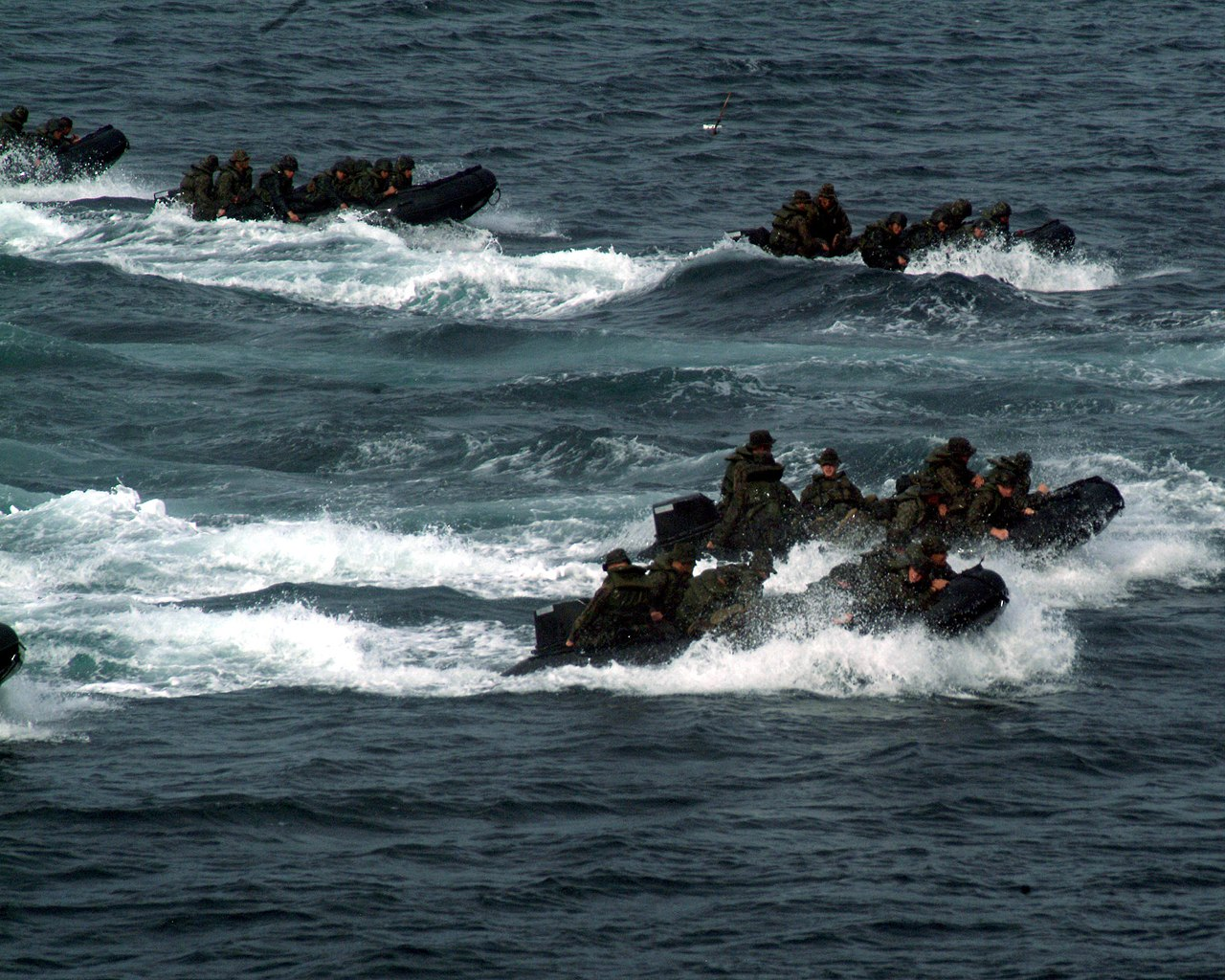 with Marines of the Philippine Armed Forces, move in formation.jpg