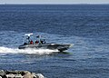 US Navy 090114-N-4515N-151 The Navy, in conjunction with the Spatial Integrated Systems Incorporated, holds a demonstration of a fully autonomous unmanned surface vehicle.jpg