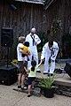 US Navy 100528-N-6220J-177 U.S. Navy Band Mid-South ensemble, Freedom, members Musician 1st Class Mike Bishop.jpg