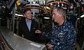 US Navy 100728-N-7705S-017 Cmdr. Paul Whitescarver, commanding officer of the Los Angeles-class attack submarine USS Scranton (SSN 756),.jpg