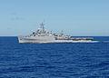US Navy 100908-N-2218S-057 USS Denver (LPD 9) and embarked Marines are underway in the western Pacific Ocean.jpg