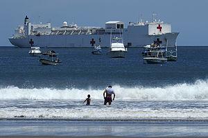 English: SAN JUAN DEL SUR, Nicaragua (June 21,...