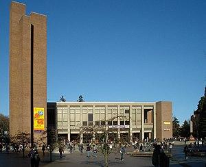 Red Square (University of Washington) - Image: UW kanehall