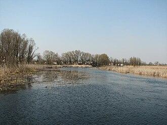 Pyriatyn - Image: Udaj near Pyrjatyn