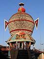 Udupi - Scenes of Sri Krishna Temple, Chariot 3.jpg