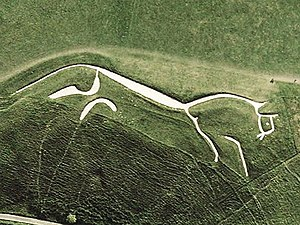 Horse worship - The Uffington White Horse