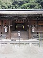 Ujigami Shrine National Treasure World heritage 国宝・世界遺産宇治上神社32.JPG