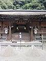 Ujigami Shrine National Treasure World heritage 国宝・世界遺産宇治上神社32.JPG