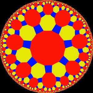Truncated tetraheptagonal tiling - Image: Uniform tiling 74 t 012