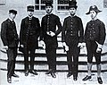 Uniformes lycéens France 1806-1906.jpg