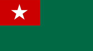 Union Solidarity and Development Party - Image: Union Solidarity and Development Party flag
