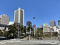 Union Square at Powell Street and Geary Street, San Francisco, May 21, 2020.jpg