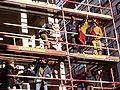 United Belgium Brussels demonstration 20071118 DMisson 00040 Belliard street.jpg