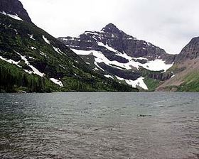 Upper Two Medicine Lake and Lone Walker Mountain.jpg