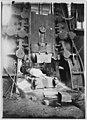 Usines Holtzer - Forgeage de l'obus de 370 pour mortier - Unieux - Médiathèque de l'architecture et du patrimoine - APZ0001359.jpg