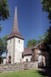 Fil:Västerplana kyrka.jpg