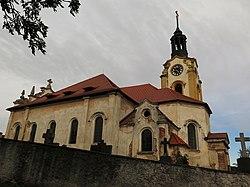 Vřeskovice, kostel svatého Jana Křtitele.jpg