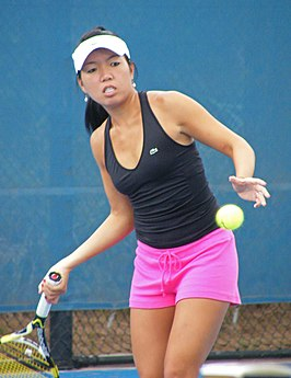 Winnares in het enkelspel, Vania King