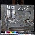 Val De Grace Hospital, Paris - the interior of a ward Art.IWMART3830.jpg