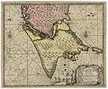 Van der Aa - La Terre magellanique avec son détroit et la Terre de Feu avec ses petites Iles, Bayes et Rivières.jpg