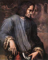 Portrait de Laurent le magnifique