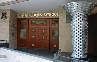 St. Louis School, Hong Kong - Vase of Champion