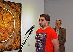 Vasily Zenko Exhibition in Gallery University of Culture 11.06.2014-03.JPG