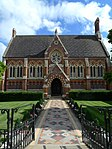Vaughan Library, Harrow School.JPG