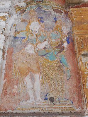 Vedaranyeswarar temple - Image: Vedaranyam 17
