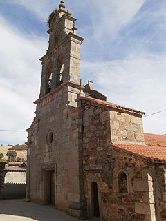 Vegalatrave Place in Castile and León, Spain