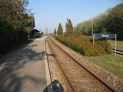 Sådan kommer du til Vemb Station med offentlig transport – Om stedet