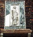 Venezia - SS. Giovanni e Paolo - Facciata - 10 - Annunziata (sec. XIII) - Foto Giovanni Dall'Orto, 10-Aug-2007.jpg