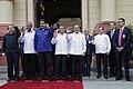 Venezuela,VII Cumbre de Jefes de Estado y de Gobierno de (PETROCARIBE) y el ALBA (9366803178).jpg